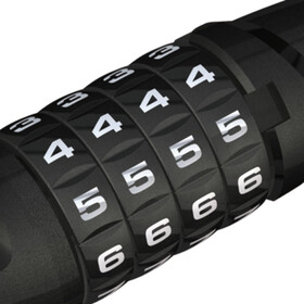 ABUS Tresor 6415C - Antivol vélo - SCMU noir